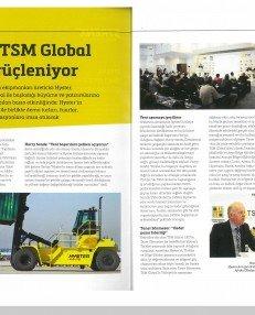 Hyster TSM İşbirliği