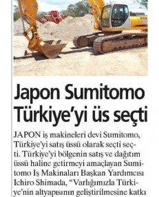 Türkiye'yi Üs Seçti