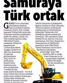 Samuraya Türk Ortak