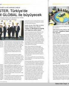 TSM Globalle Büyüyecek