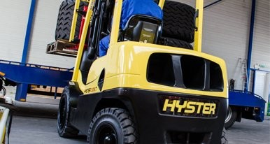 HYSTER Forklifts and Warehouse Equipments